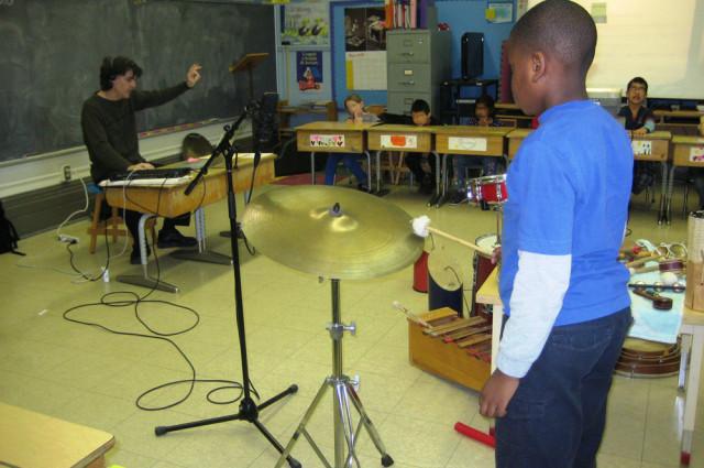 Atelier de création de contes musicaux