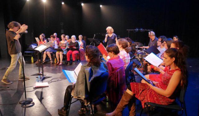 Chorus, un choeur unique et poétique