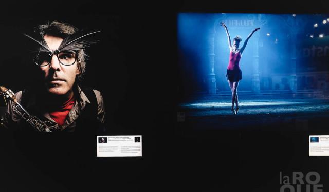 Le corbeau et la ballerine