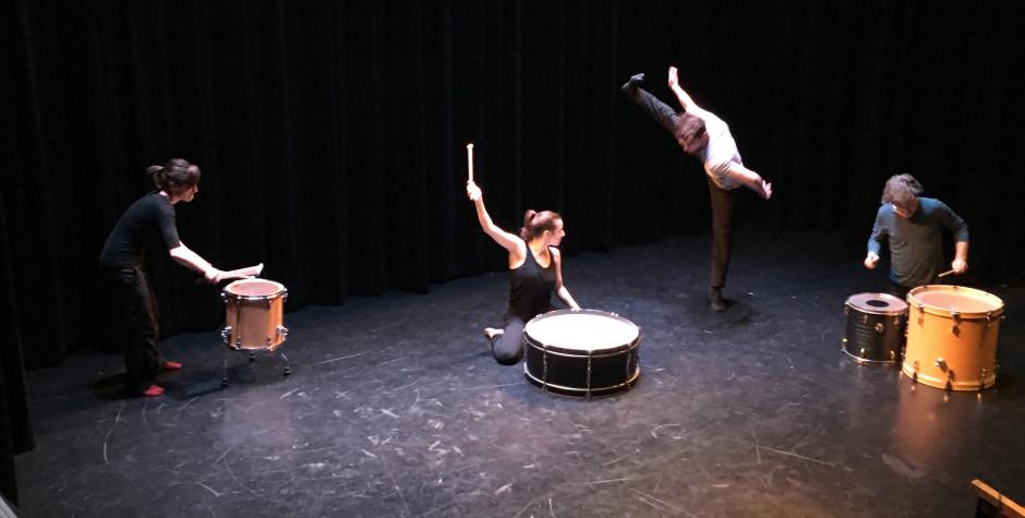 Primeur : un extrait de notre création avec PPS Danse